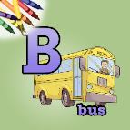 Alphabet Coloring Book for iOS