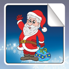 Christmas Sticker Book for iOS