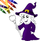 Halloween Coloring Book for iOS