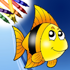 Ocean Coloring Book for iOS